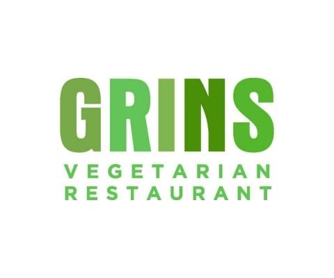 Grins Vegetarian Cafe Menu